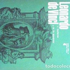 Coleccionismo de Revistas y Periódicos: REVISTA LOS HOMBRES DE LA HISTORIA N 3 LEONARDO DA VINCI. Lote 288262993