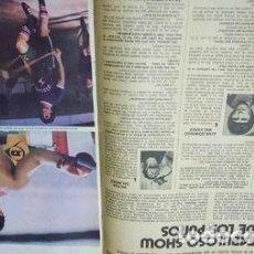 Coleccionismo de Revistas y Periódicos: REVISTA CLARIN N 11686 MUHAMMAD ALI CASSIUS CLAY 1978. Lote 288263888