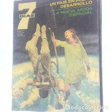 Coleccionismo de Revistas y Periódicos: 7 DIAS 84 BOB DYLAN EL INDIO GASPARINO. Lote 288286368