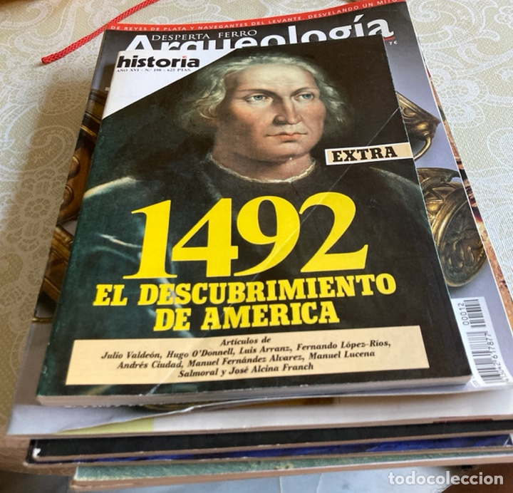 LOTE DE REVISTAS VARIAS (Coleccionismo - Revistas y Periódicos Modernos (a partir de 1.940) - Otros)
