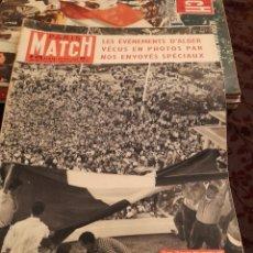 Coleccionismo de Revistas y Periódicos: PARIS MATCH :: ALGER + MARLON BRANDO. Lote 288564028