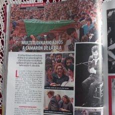 Coleccionismo de Revistas y Periódicos: CAMARON DE LA ISLA LOLA FLORES. Lote 288674458