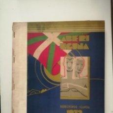Coleccionismo de Revistas y Periódicos: ABERRI EGUNA 1932. Lote 288943773