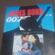 Coleccionismo de Revistas y Periódicos: COLECCIONABLE...JAMES BOND 007......NUMERO. 10.....PLANETA D'AGOSTINI....1995.... Lote 288979513