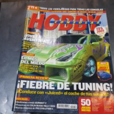 Coleccionismo de Revistas y Periódicos: REVISTA HOBBY CONSOLAS NÚMERO 156 SIN SUPLEMENTO. Lote 288984643