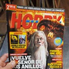 Coleccionismo de Revistas y Periódicos: REVISTA HOBBY CONSOLAS NÚMERO 155 SIN SUPLEMENTO. Lote 288984788