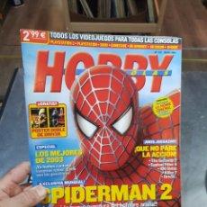 Coleccionismo de Revistas y Periódicos: REVISTA HOBBY CONSOLAS NÚMERO 152 CON PÓSTER. Lote 288985303