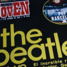 Coleccionismo de Revistas y Periódicos: BEATLES ZAGER & EVANS MAQUINA POP BARCELONA PERET MIGUEL RIOS DANIEL VELAZQUEZ 1969. Lote 288985493