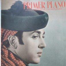 Coleccionismo de Revistas y Periódicos: ANTONIO AMAYA REVISTA PRIMER PLANO N.527 NOVIEMBRE DE 1950.... Lote 288989623