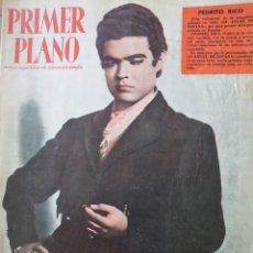 Coleccionismo de Revistas y Periódicos: PEDRITO RICO REVISTA PRIMER PLANO N.1,082 JULIO DE 1968.... Lote 289239058