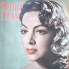 Coleccionismo de Revistas y Periódicos: MARÍA FÉLIX REVISTA PRIMER PLANO N.865 MAYO DE 1957.... Lote 289243013