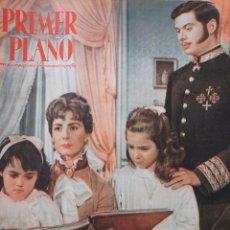 Coleccionismo de Revistas y Periódicos: VICENTE PARRA Y MARGA LÓPEZ REVISTA PRIMER PLANO N.1.007 MAYO DE 1960.... Lote 289243993
