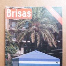 Coleccionismo de Revistas y Periódicos: REVISTA BRISAS Nº 140 FERRAN HOMAR BALNEARIO SANT JOAN DE LA FONT SANTA LOS FASSERS PALMERAS. Lote 289533618
