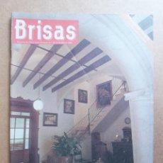 Coleccionismo de Revistas y Periódicos: REVISTA BRISAS Nº 158 EL LEGADO DE LUIS ALEMANY POSADA S'ALLEPASSA LLUCMAJOR RAFAEL PERERA. Lote 289534773