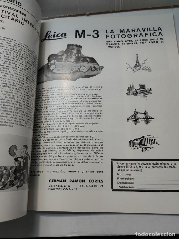 Coleccionismo de Revistas y Periódicos: Revista Imagen y Sonido-James Bond-número 33 de 1966 - Foto 2 - 289682463