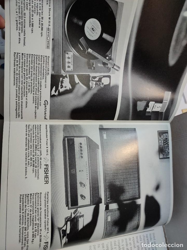 Coleccionismo de Revistas y Periódicos: Revista Imagen y Sonido-James Bond-número 33 de 1966 - Foto 3 - 289682463