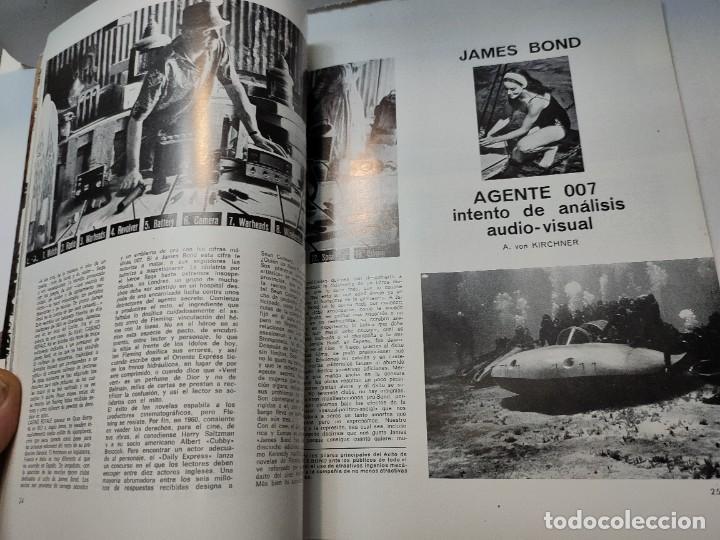 Coleccionismo de Revistas y Periódicos: Revista Imagen y Sonido-James Bond-número 33 de 1966 - Foto 4 - 289682463