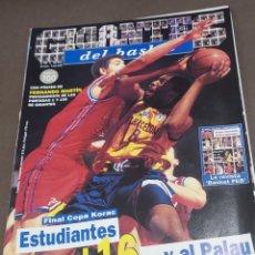 Coleccionismo de Revistas y Periódicos: REVISTA..GIGANTES DEL BASKET...NUMERO 700.......1999.....POSTER DE FERNANDO MARTIN.... Lote 289864048