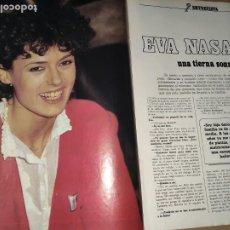 Coleccionismo de Revistas y Periódicos: REVISTA TELE RADIO TELERADIO 1984: UN DOS TRES RESPONDA OTRA VEZ LIMAHL EVA NASARRE ORNELLA MUTTI ... Lote 289887338
