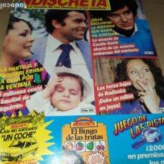 Coleccionismo de Revistas y Periódicos: ISABEL PANTOJA PAQUIRRI JOAN COLLINS LOLA FLORES PILAR VELAZQUEZ CAMILO SESTO NADIUSKA PIA ZADORA ... Lote 289893218