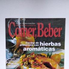 Coleccionismo de Revistas y Periódicos: COCINA Y HOGAR, LA REVISTA DEL BUEN COMER Y BEBER - Nº 392 - MAYO 1998. Lote 290004813