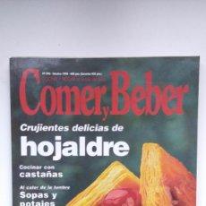 Coleccionismo de Revistas y Periódicos: COCINA Y HOGAR, LA REVISTA DEL BUEN COMER Y BEBER - Nº 396 - OCTUBRE 1998. Lote 290004853