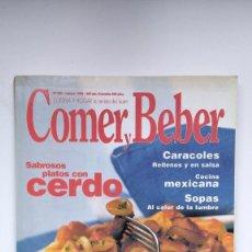 Coleccionismo de Revistas y Periódicos: COCINA Y HOGAR, LA REVISTA DEL BUEN COMER Y BEBER - Nº 389 - FEBRERO 1998. Lote 290004918