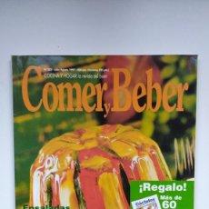 Coleccionismo de Revistas y Periódicos: COCINA Y HOGAR, LA REVISTA DEL BUEN COMER Y BEBER - Nº 383 - JULIO / AGOSTO 1997. Lote 290005168