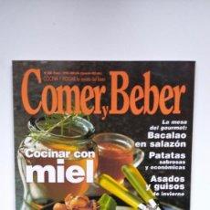 Coleccionismo de Revistas y Periódicos: COCINA Y HOGAR, LA REVISTA DEL BUEN COMER Y BEBER - Nº 388 - ENERO 1998. Lote 290005363