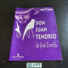 Colecionismo de Revistas e Jornais: TEATRO ESPAÑOL. Lote 291350488