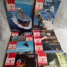 Coleccionismo de Revistas y Periódicos: IBÉRICA, REVISTA DE ACTUALIDAD CIENTÍFICA AÑOS 70 -LOTE DE 13 EJEMPLARES, OFERTA. Lote 35811869