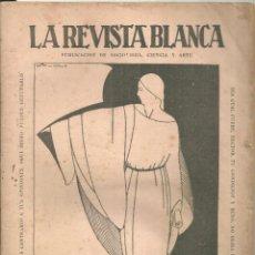 Coleccionismo de Revistas y Periódicos: 3837.- ANARQUISMO - LA REVISTA BLANCA - FEDERICO URALES-FEDERICA MONTSENY. Lote 293544463