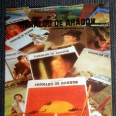 Coleccionismo de Revistas y Periódicos: SEMANAL HERALDO ARAGÓN Nº52 SEPTIEMBRE 1983 - EL BALONCESTO EN ARAGÓN BASKETBALL CAI ZARAGOZA. Lote 293764138