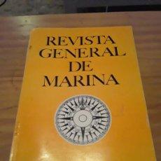 Coleccionismo de Revistas y Periódicos: REVISTA GENERAL DE MARINA.AÑO 1968.TOMO 174.JUNIO.. Lote 294122658