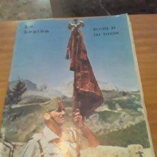 Coleccionismo de Revistas y Periódicos: REVISTA LA LEGION.REVISTA DE LOS TERCIOS.ENERO 1981.VER INDICE.. Lote 294177078