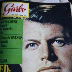 Coleccionismo de Revistas y Periódicos: ALBERT FINNEY ANOUK AIMEE AUDREY HEPBURN BIEVES NAVARRO 1970. Lote 294827243