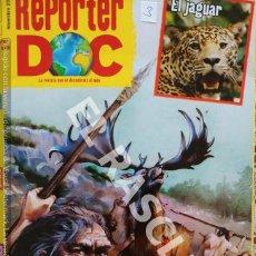 Coleccionismo de Revistas y Periódicos: REVISTA REPORTER DOC - NUMERO 163 - NOVIEMBRE 2008. Lote 295717893