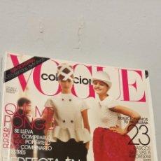 Coleccionismo de Revistas y Periódicos: REVISTA VOGUE. Nº15. OTOÑO INVIERNO 2006-07. QUÉ ME PONGO. Lote 295724528