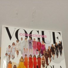 Coleccionismo de Revistas y Periódicos: REVISTA VOGUE. Nº34. OLA DE CALOR. HOLA VERANO. Lote 295725033