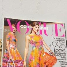 Coleccionismo de Revistas y Periódicos: REVISTA VOGUE. PRIMAVERA / VERANO 2012. HOLA VERANO. Lote 295725668