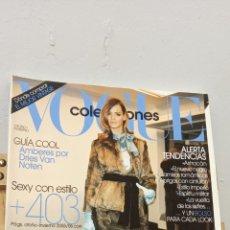 Coleccionismo de Revistas y Periódicos: REVISTA VOGUE. Nº 13. OTONO / INVIERNO. LOS LOOKS QUE DEFINEN LA TEMPORADA. Lote 295726148
