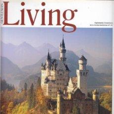 Coleccionismo de Revistas y Periódicos: SUPLEMENTO REVISTA GENTLEMAN LIVING Nº 47. CASTILLOS DE HADAS DE USO PRIVADOS.GABRIEL ALLENDE. Lote 295808608