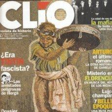 Coleccionismo de Revistas y Periódicos: REVISTA CLIO Nº 34 AÑO 2004.. Lote 295809903