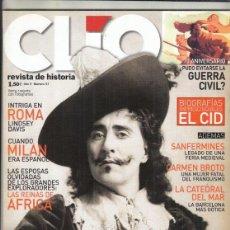 Coleccionismo de Revistas y Periódicos: REVISTA CLIO Nº 57 AÑO 2006. D´ARTAGNAN Y LOS TRES MONQUETEROS.. Lote 295810173