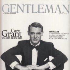 Coleccionismo de Revistas y Periódicos: REVISTA GENTLEMAN Nº 47. CARY GRANT.. Lote 295813263
