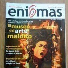 Coleccionismo de Revistas y Periódicos: ENIGMAS 182. Lote 295821928