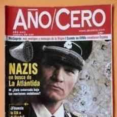 Coleccionismo de Revistas y Periódicos: AÑO CERO 250. Lote 295822138