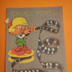 Coleccionismo de Revistas y Periódicos: REVISTA PER A NOIS I NOIES . CAVALL FORT Nº 420. Lote 297101208