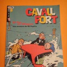 Coleccionismo de Revistas y Periódicos: REVISTA PER A NOIS I NOIES . CAVALL FORT Nº 968. Lote 297101343