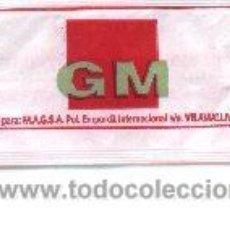 Sobres de azúcar de colección: 25-388. GM VILAMALLA . GIRONA. Lote 3414386